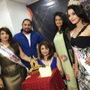 IAWA and Daljeet Kaur celebration of New Year with Winners.