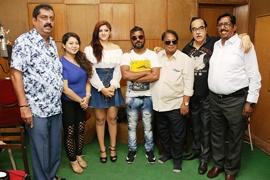 Item Song recorded for Mukesh Malhotra's upcoming Hindi film – Rehemdil Kaatil
