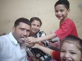 Vikas Singh Birapan  Birhday Celebration Videos Of Viral On Social Media