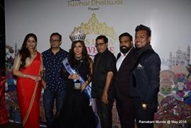 "Being Tusshar Dhaliwal ""Mrs India Universe 2018"" Season 2, Grand Media Launch Celebration"