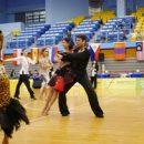 Rajeswari Vaidyanathan and Shannon Benjamin preparing for Next Competition 1st Malaysia WDSF Open DanceSport Championship 2018