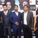 Mukesh Rishi and Raja Hasan at the Trailer Launch of Chahat Ya Nasha – The Dark Addiction