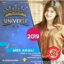 Anjali Sharma Contestant Of Beauty pageant Miss & Mrs. India Universe 2019