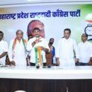 Uttar Madhay District President Ashok Panchal & Yamini Panchal Gujarat In-charge Of Rashtriya Samaj Paksha Joins Rashtrawadi Congress Party