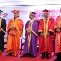Dr. Sohini Sastri Honoured With D. Litt