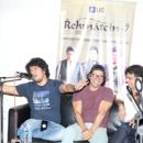 REHEARSAL OF REHMATEIN 7 WITH RENOWNED SINGERS ANKIT TIWARI- SHAAN AND PAPON