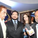 Actress Savi Chauhan And Businessman Akhlesh Pandey Honoured by Mumbai Global Club