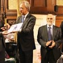 Sandeep Marwah Titled Global Cultural Minister In British Parliament