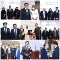 Media Guru Dr Sandeep Marwah Honoured In UAE