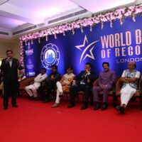 World Book of Records ( UK ) and South Asian Chamber of Commerce & Industry ( SACCI ) felicitates 100 personalities of Global Presence