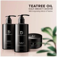 Give your Hair the Essential Care with Marula and Tea Tree Oil